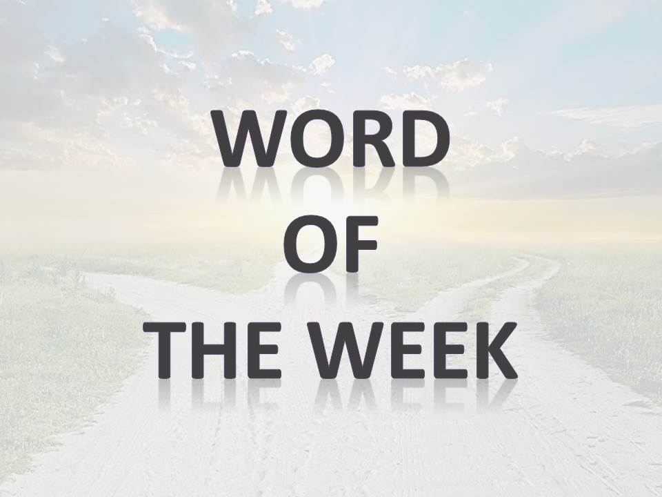 word_of_the_week